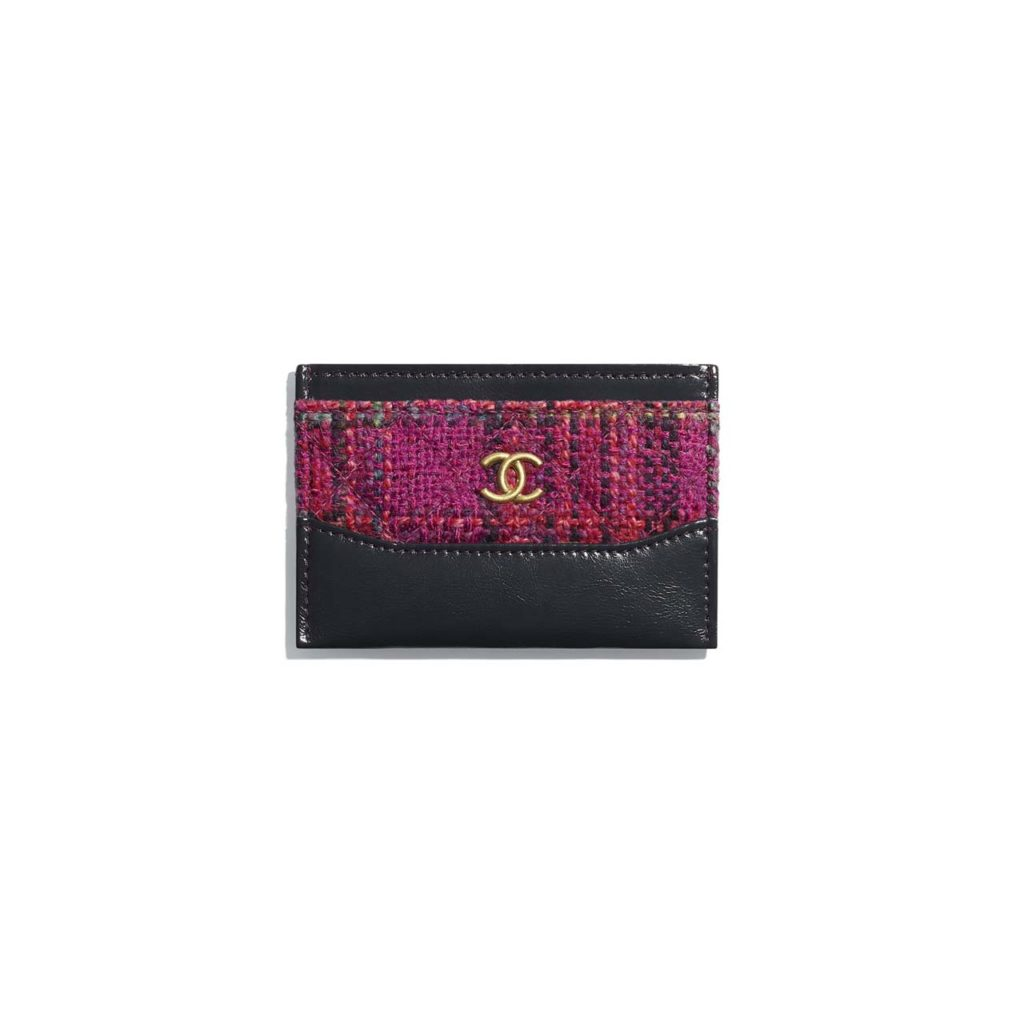 Chanel Card Holder $400