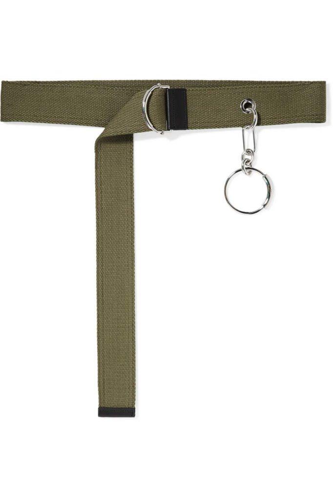 Chloé Trench Belt $660