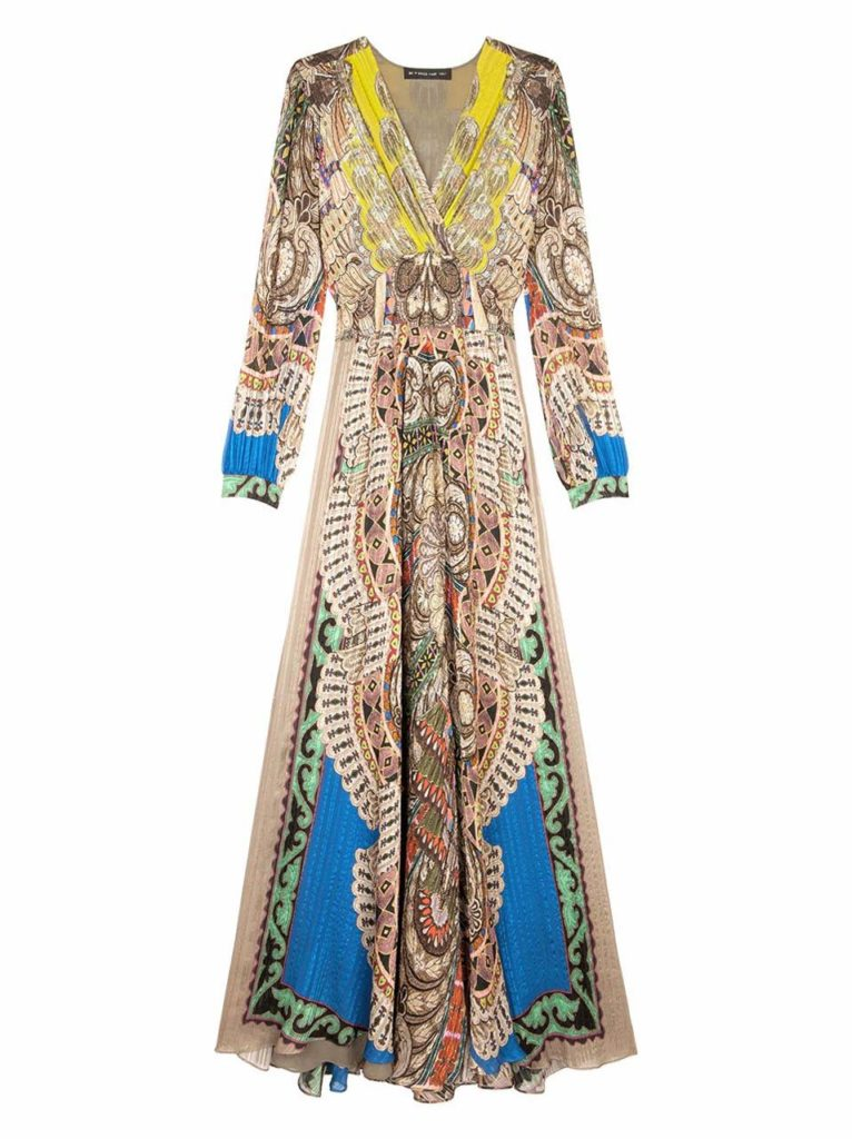 Etro Long Dress $4,260