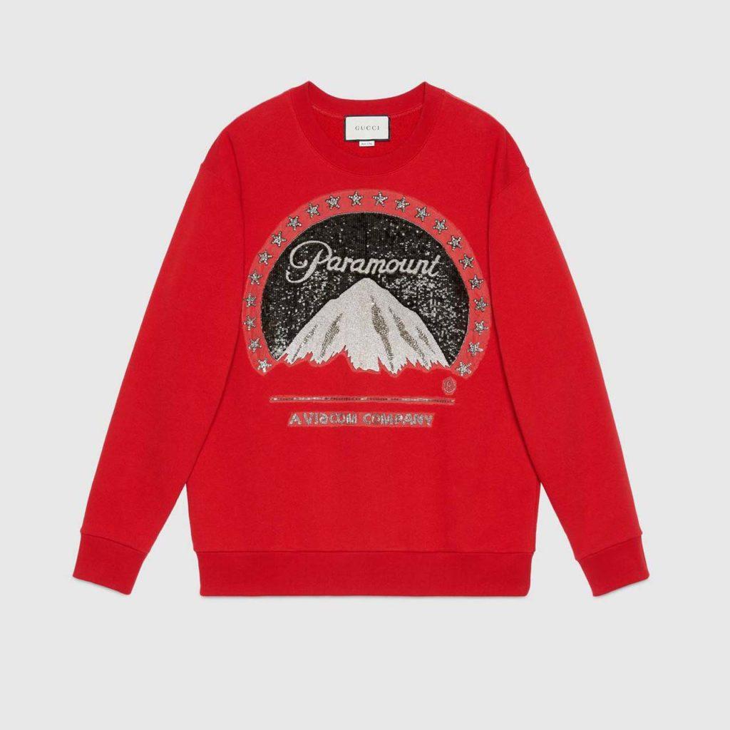 Gucci Sweatshirt $2,700