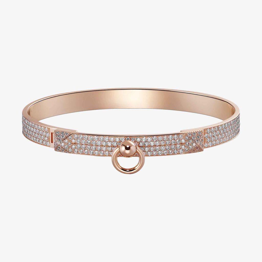 Hermes Collier De Chien Bracelet_1