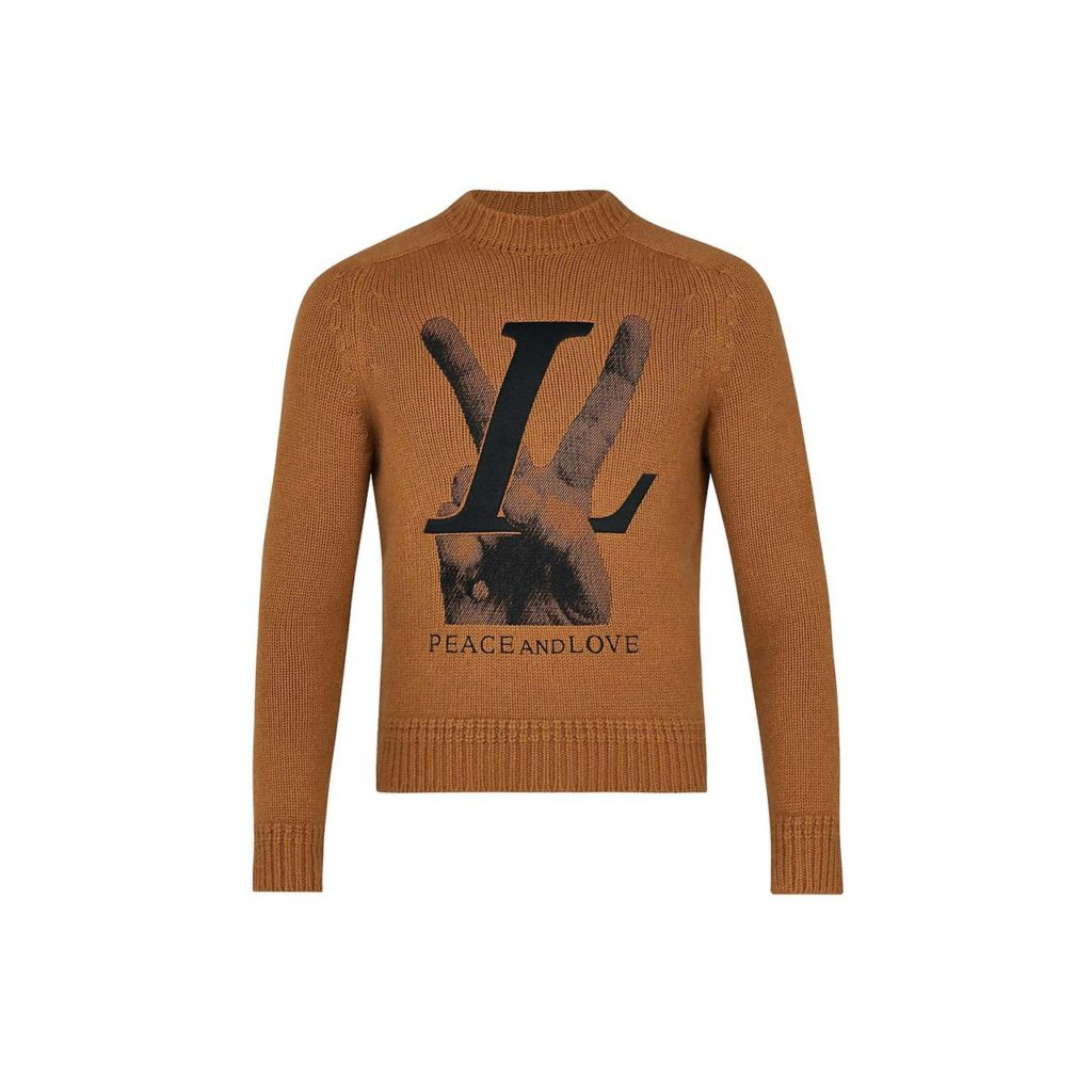 Louis Vuitton Crewneck $2,740