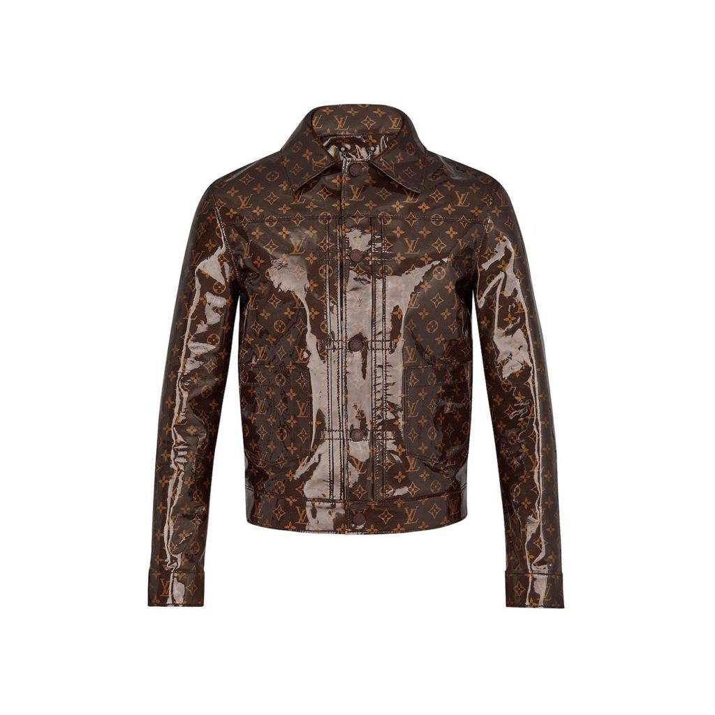 Louis Vuitton Monogram Jacket $8,500