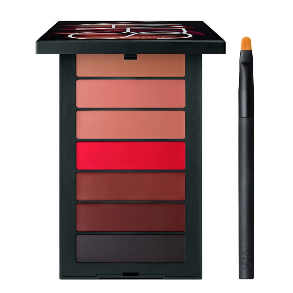 NARS 7 Deadly Sins Audacious Lipstick Palette_1