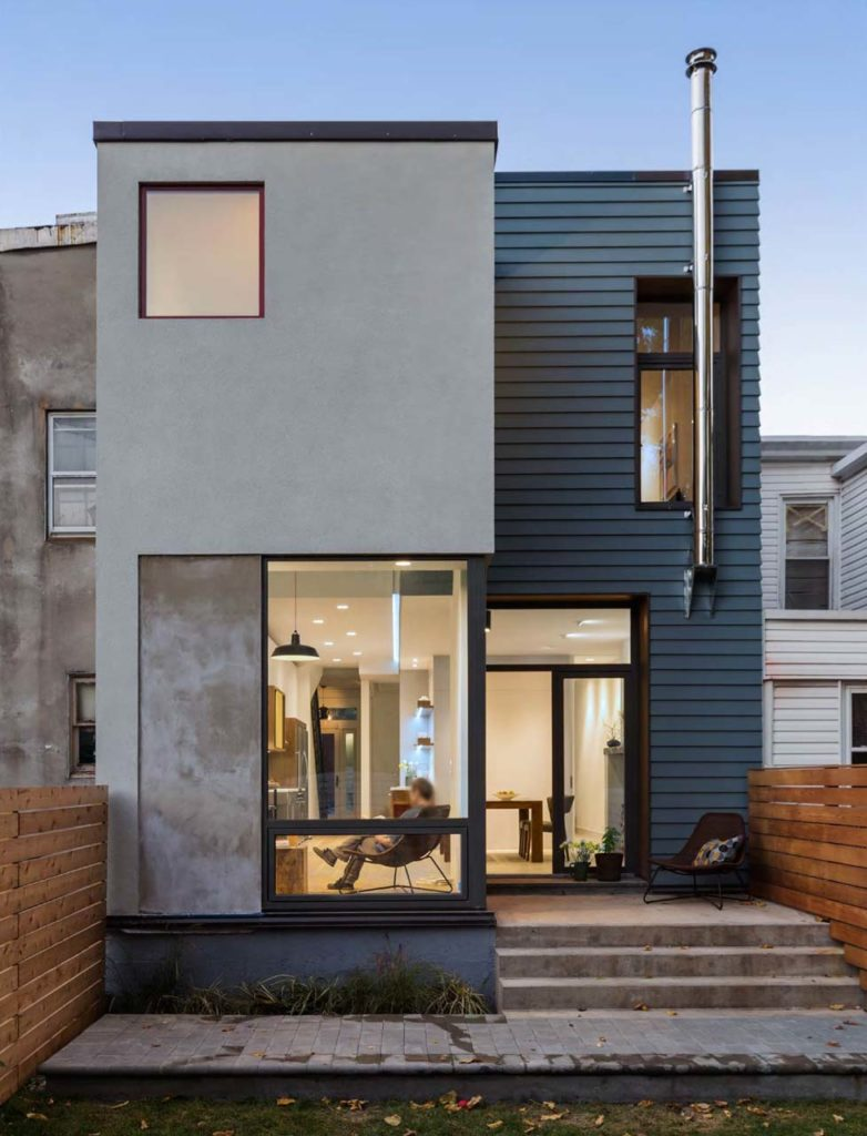 RESIDENTIAL SINGLE FAMILY—PORCHOUSE