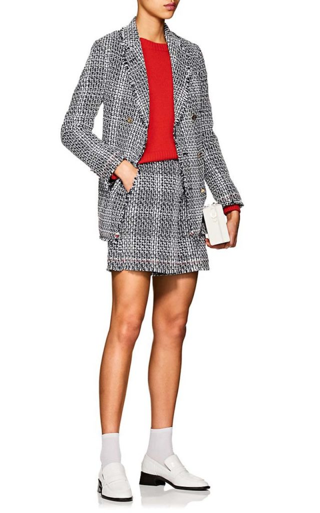 Thom Browne Tweed Jacket & Short