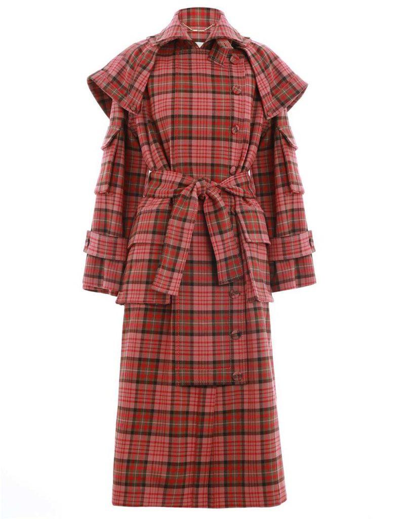 Zimmermann Unbridled Drover Coat $2,100
