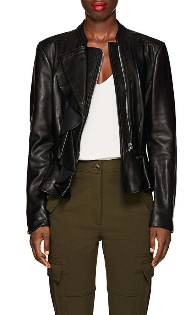 Altuzarra Williams Leather Jacket