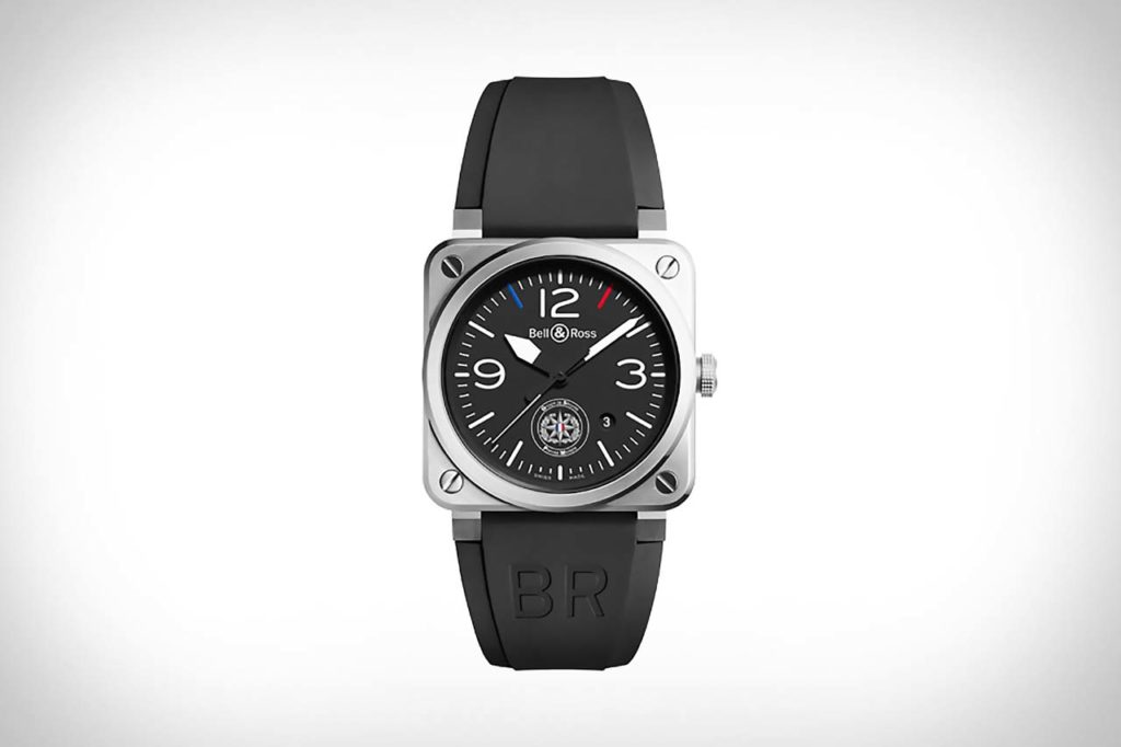 Bell & Ross BR-03 French Security Watch