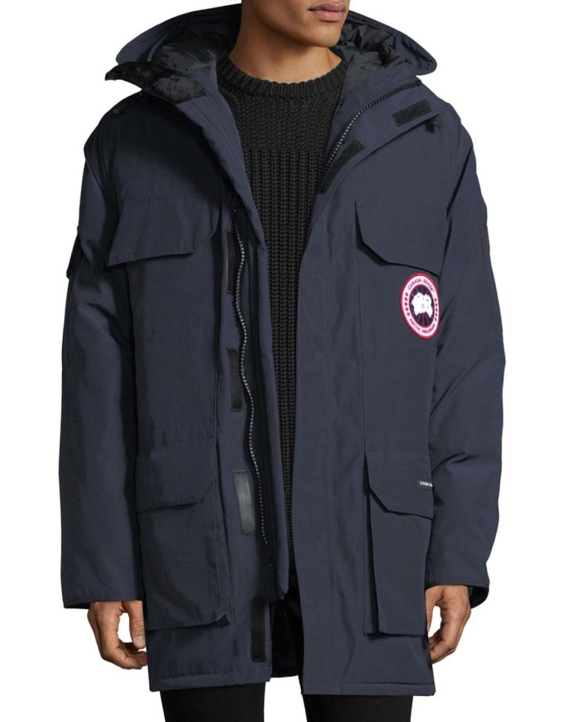 Canada Goose Men's Expedition Hooded Parka Coat_1