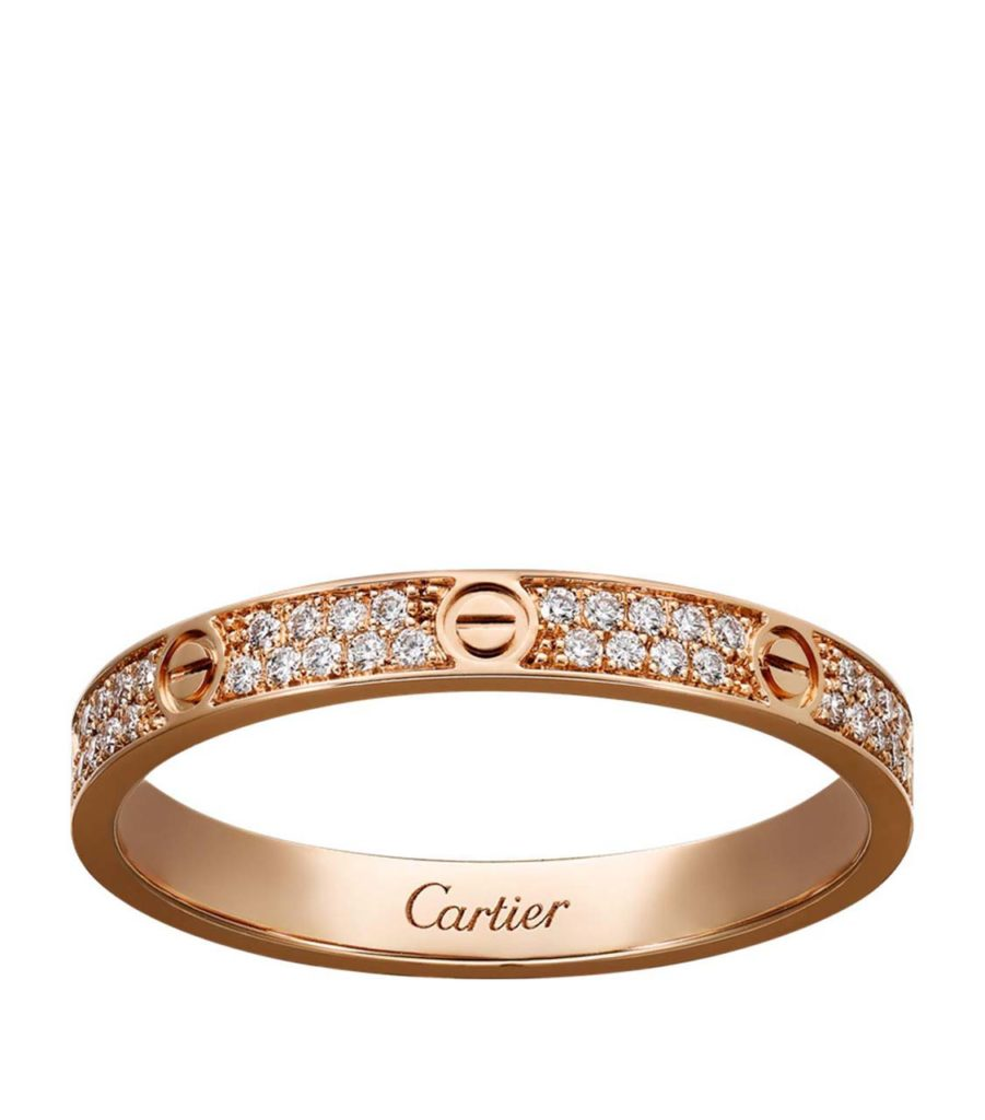 Cartier Love Ring $4,500