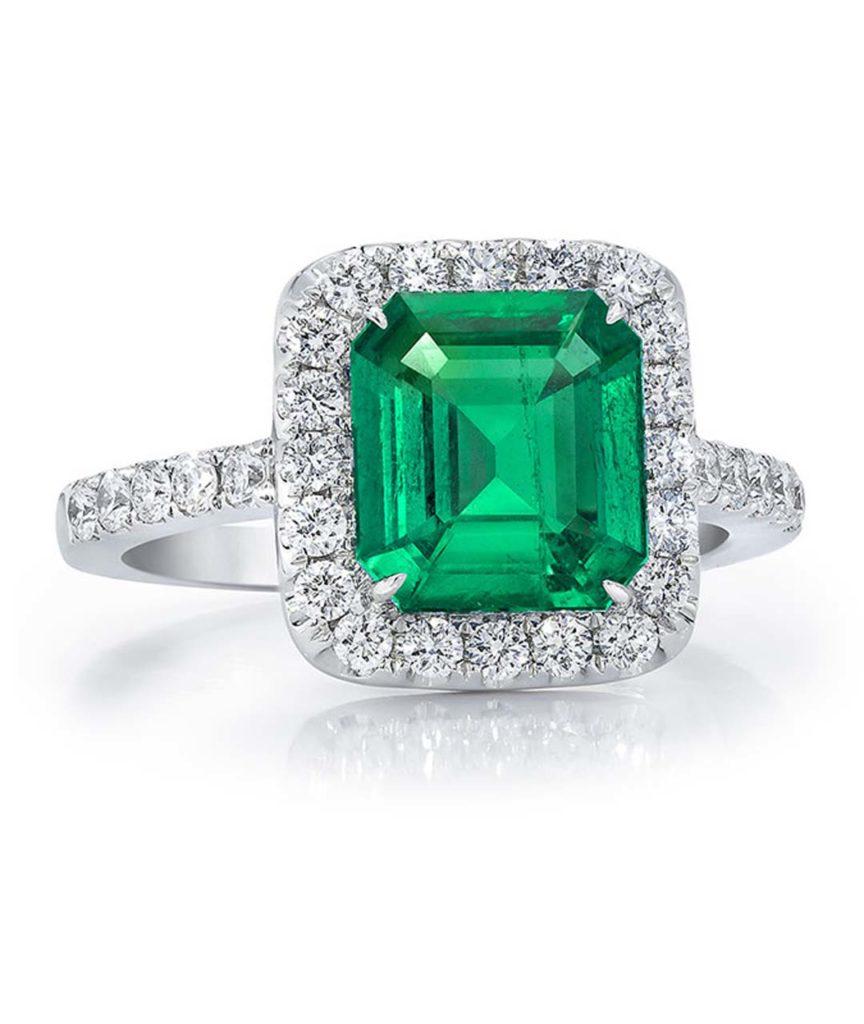 Cellini Emerald Ring $24,000