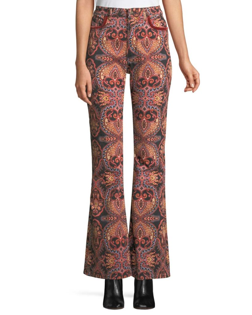 Etro Flared Jeans $680