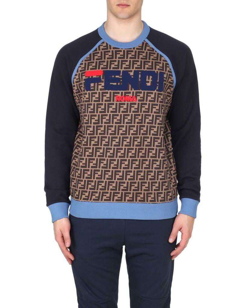 Fendi Crewneck Sweatshirt $990
