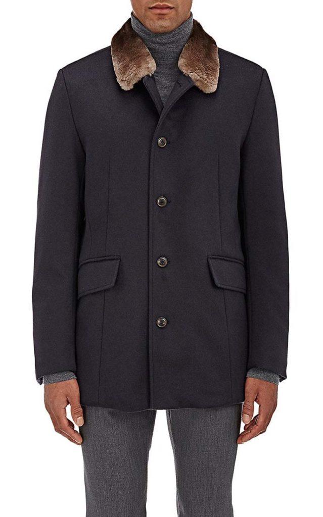 Gimos Shearling Coat $4,495