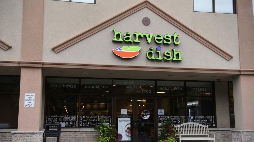 Harvest Dish