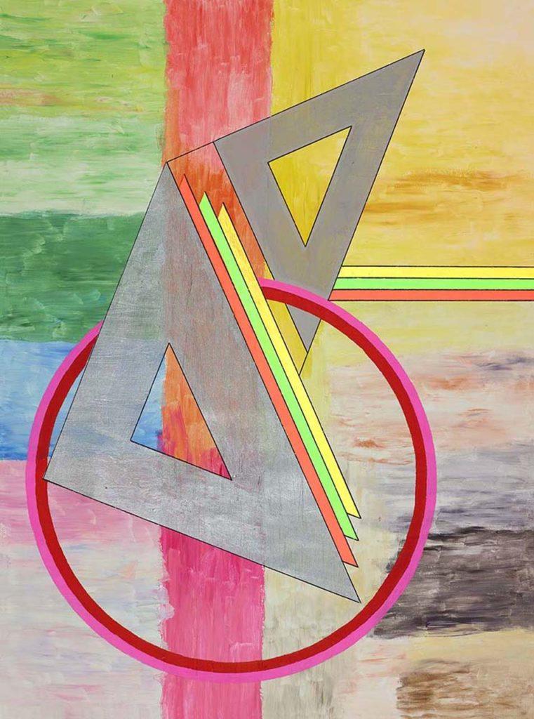 Howard Schoor Art #180 Neon Brights