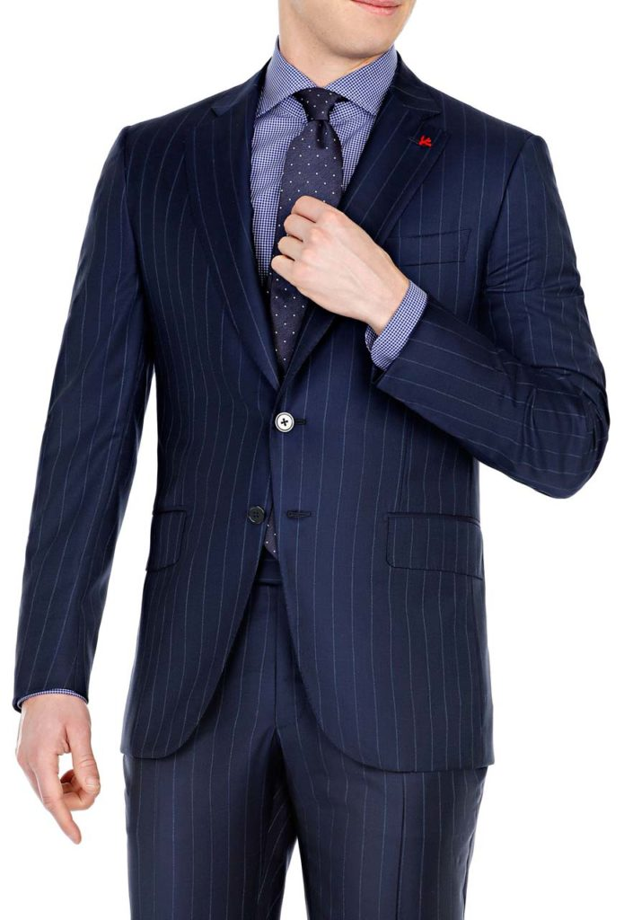 Isaia Gregorio Suit $3,895