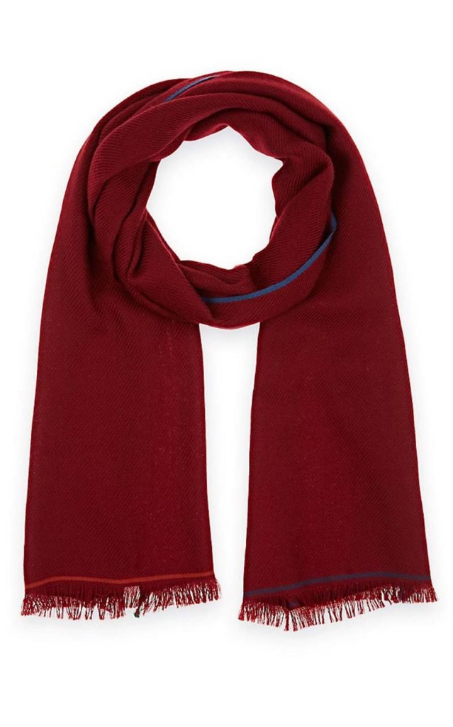Loro Piana Four-In-Hand Cashmere Scarf