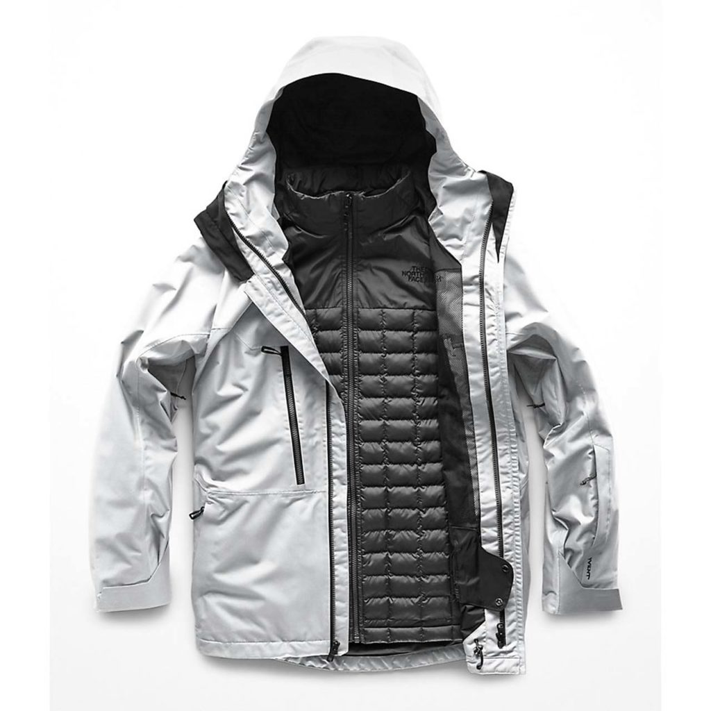 North Face Thermoball SNOW TRICLIMATE JACKET