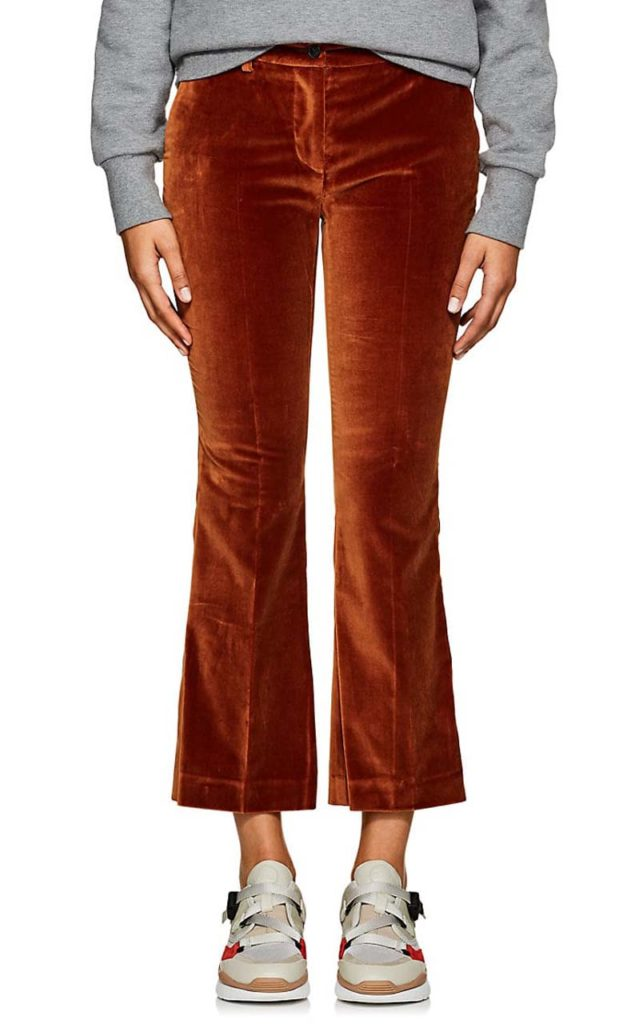PT01 Jane Crop Flared Trousers $475