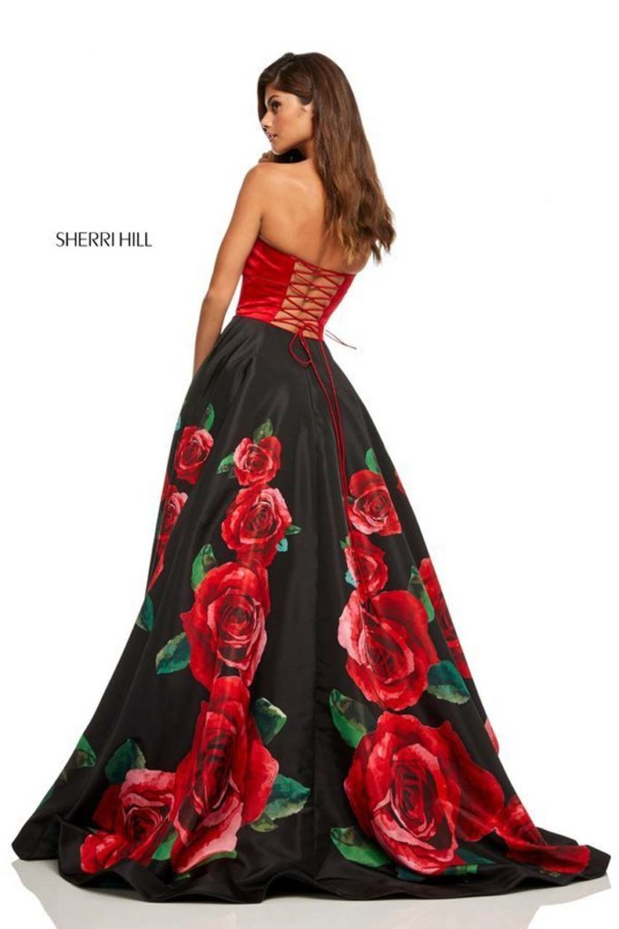 Sherri Hill Style 52722