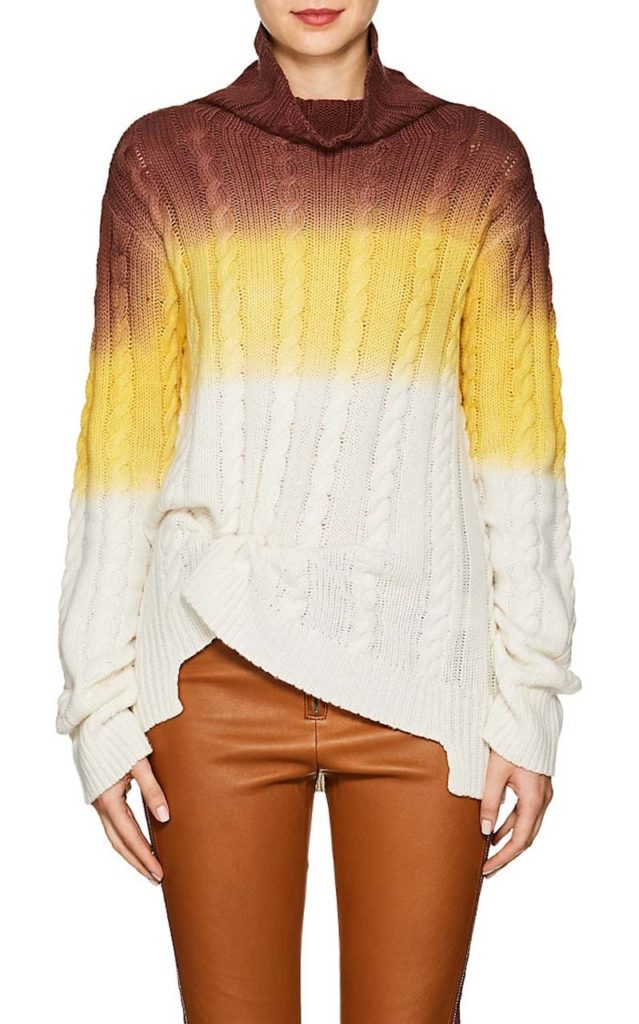 Sies Marjan Maren Gradient Turtleneck Sweater