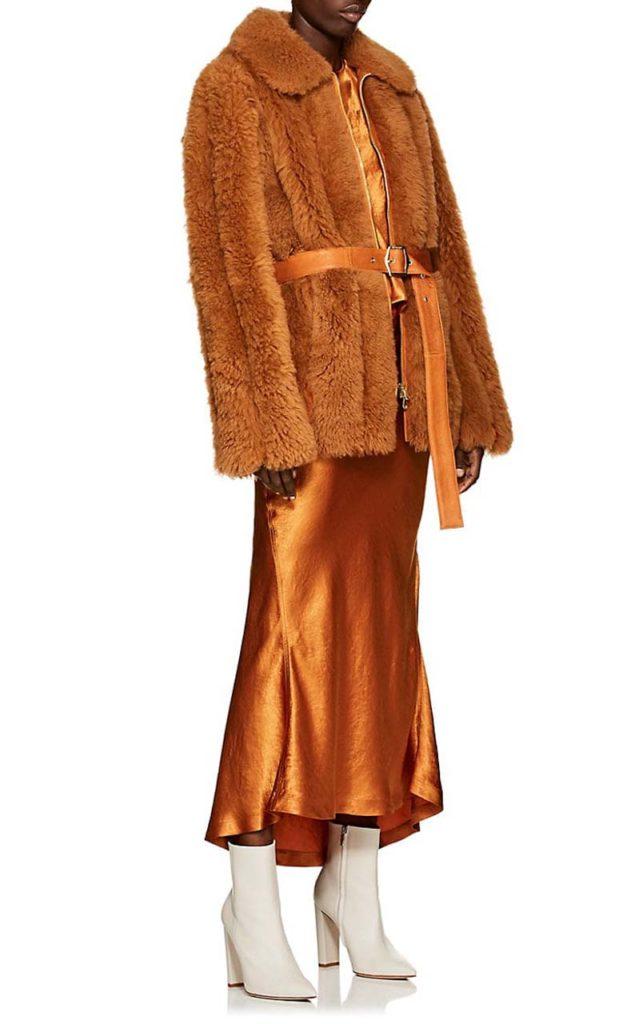 Sies Marjan Shearling Jacket $2,995