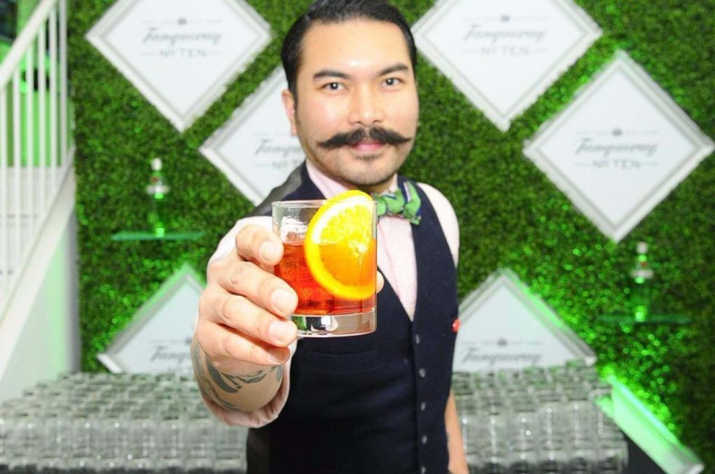 Tanqueray-Mixology-Bar
