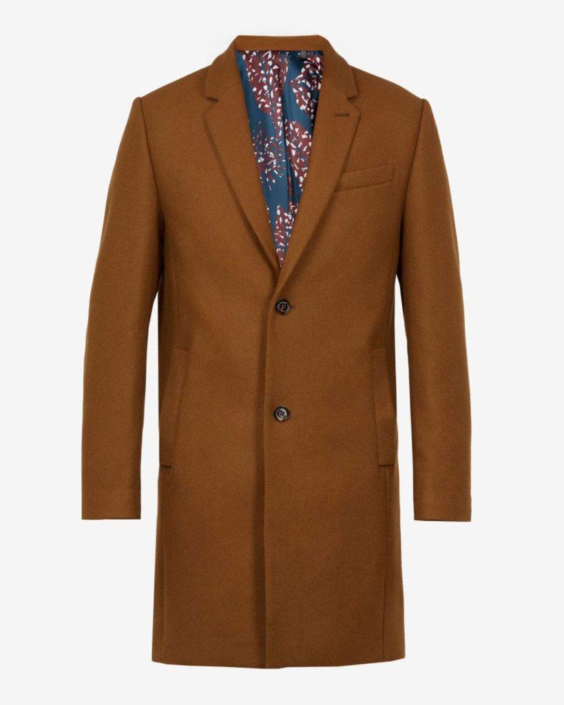 Ted Baker Falo Overcoat $629 _1