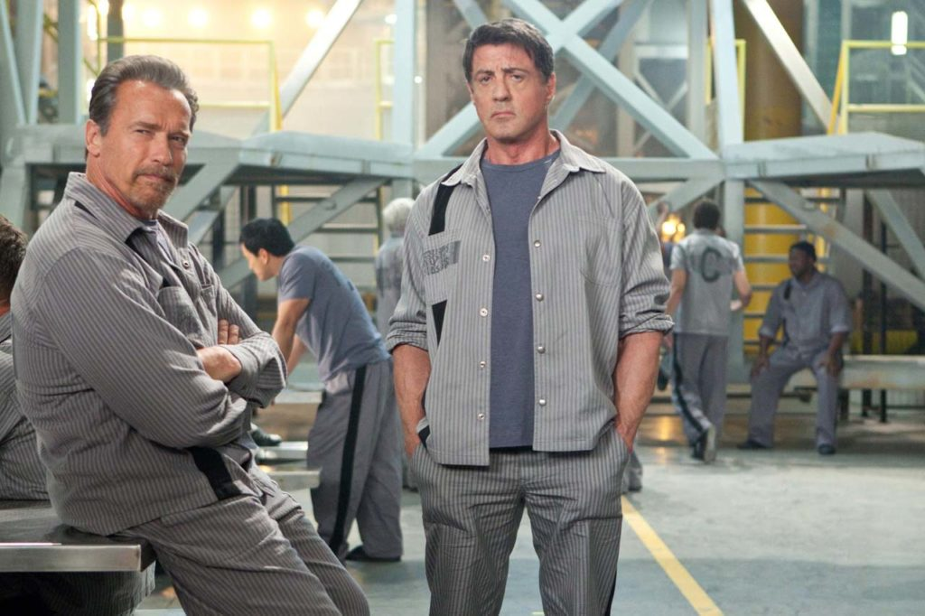 SYLVESTER STALLONE | Industry Magazine | New Jersey