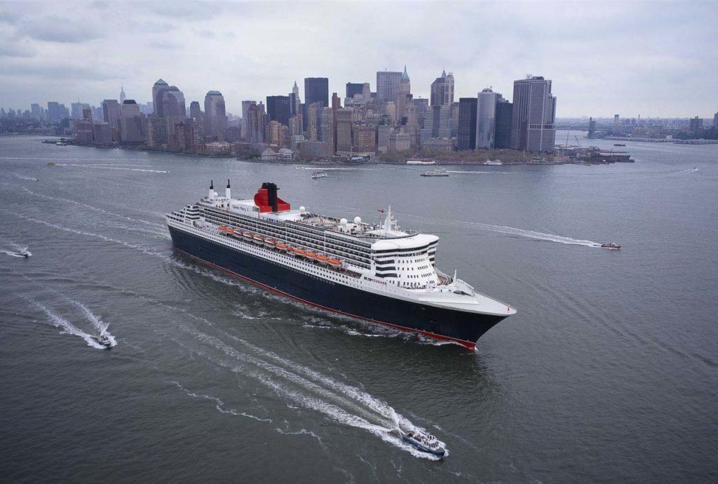 QM2 - Cunard Line