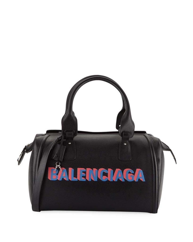 Balenciaga Men's Monday Bowling Duffel Bag_1