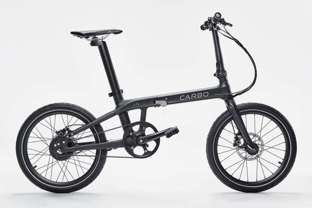 CARBO Electric Bike