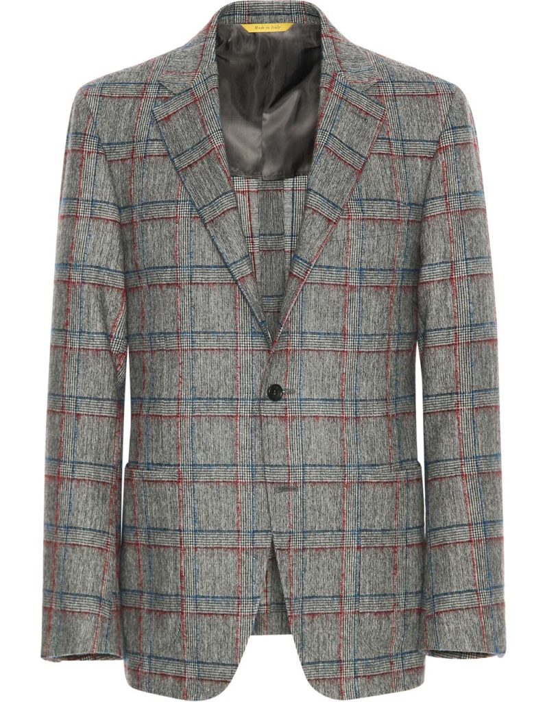Canali Wool Blazer