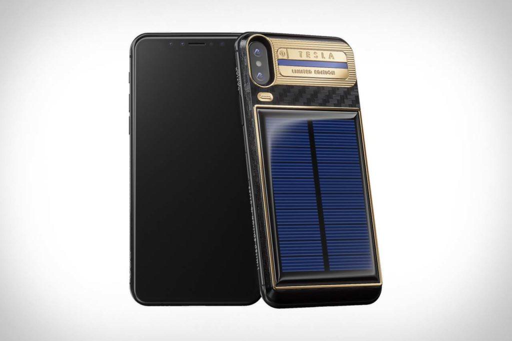 Caviar_Tesla iPhone XS