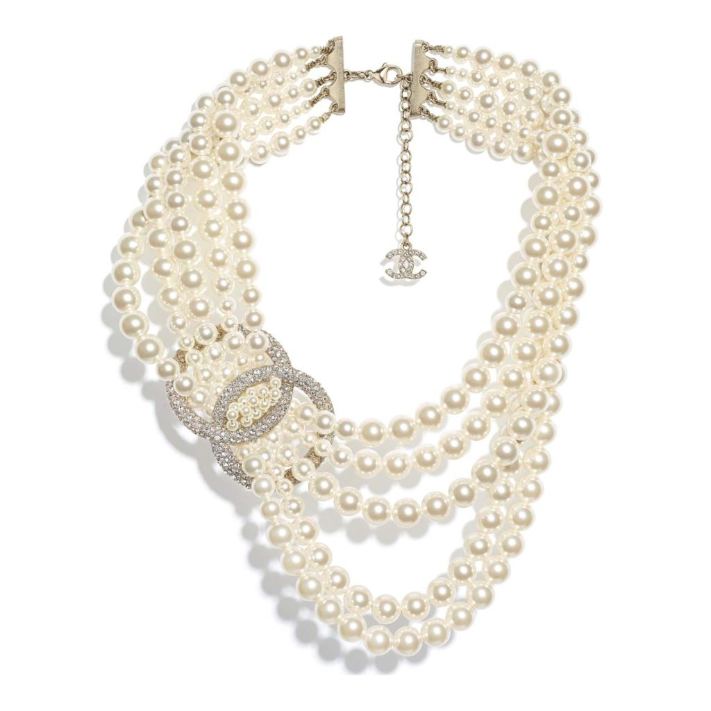 Chanel Necklace $3,400