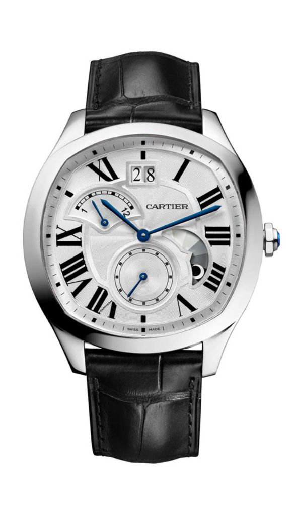 DRIVE DE CARTIER WATCH, LARGE DATE, RETROGRADE SECOND TIME ZONE AND DAY NIGHT INDICATOR_RangeRover