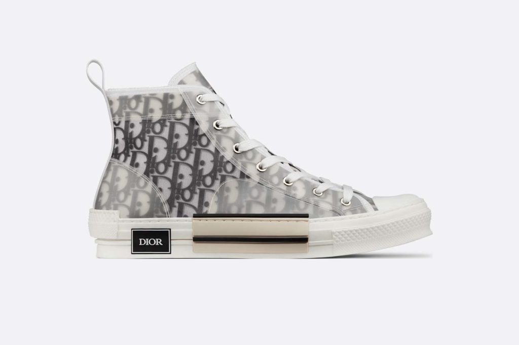 Dior High-Top Sneakers $990 _1