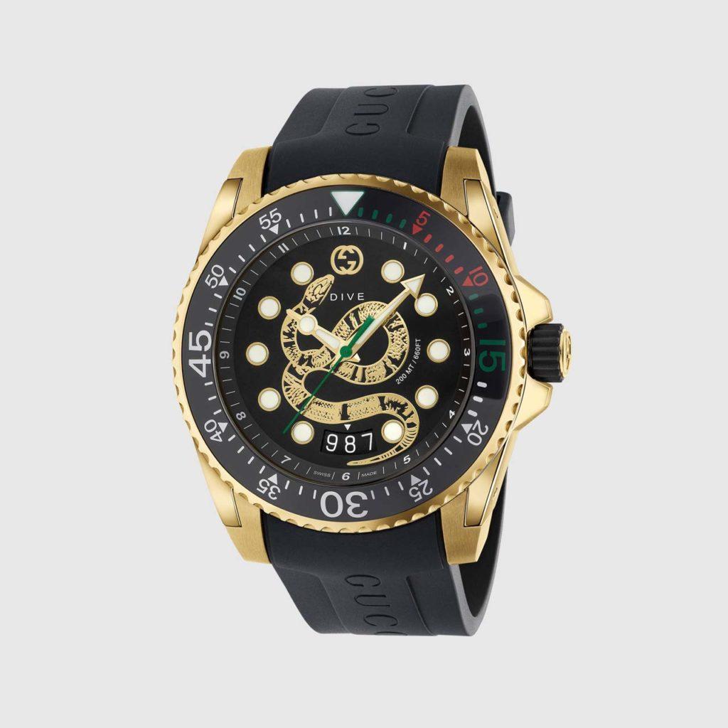 Gucci Dive watch 45mm