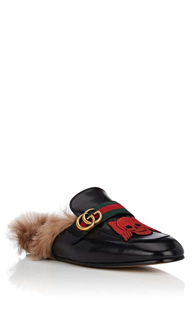 Gucci Leather Princetowns $11,000