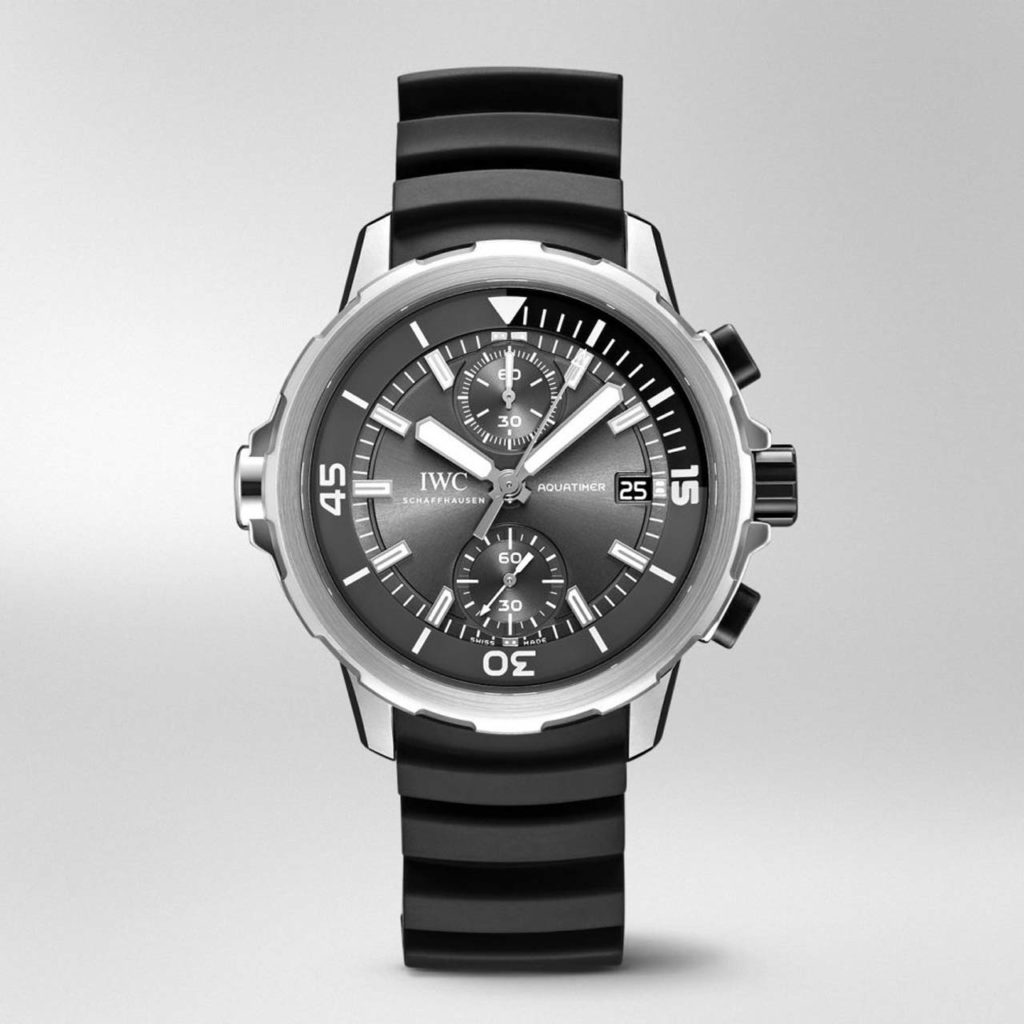 IWC Aquatimer Chronograph Sharks Edition_Dodge