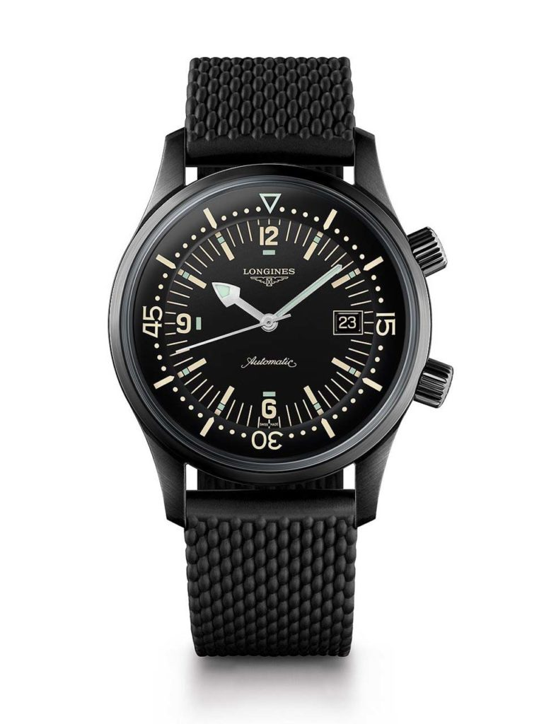 Longines Legend Diver Watch_GMC Yukon