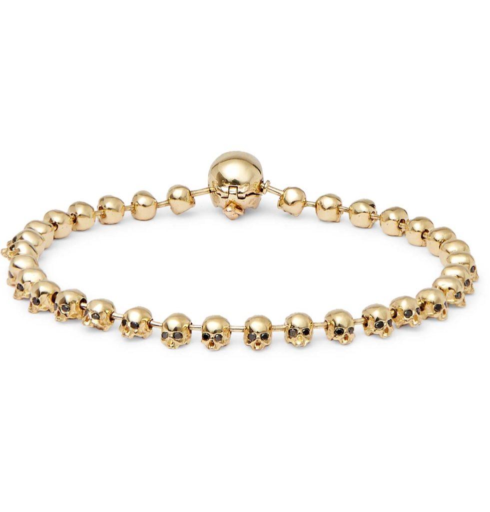 Luis Morais 14K Gold Bracelet $8,450