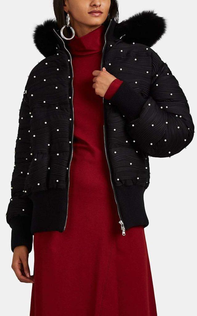 Prabal Gurung Convertible Puffer Coat $4,995