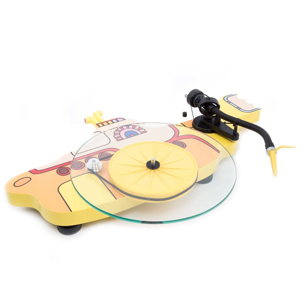Pro-Ject Audio Systems Yellow Submarine Turntable