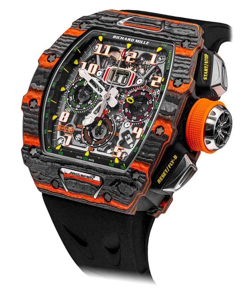 RM 11-03 McLaren Flyback Chronograph_Mclaren