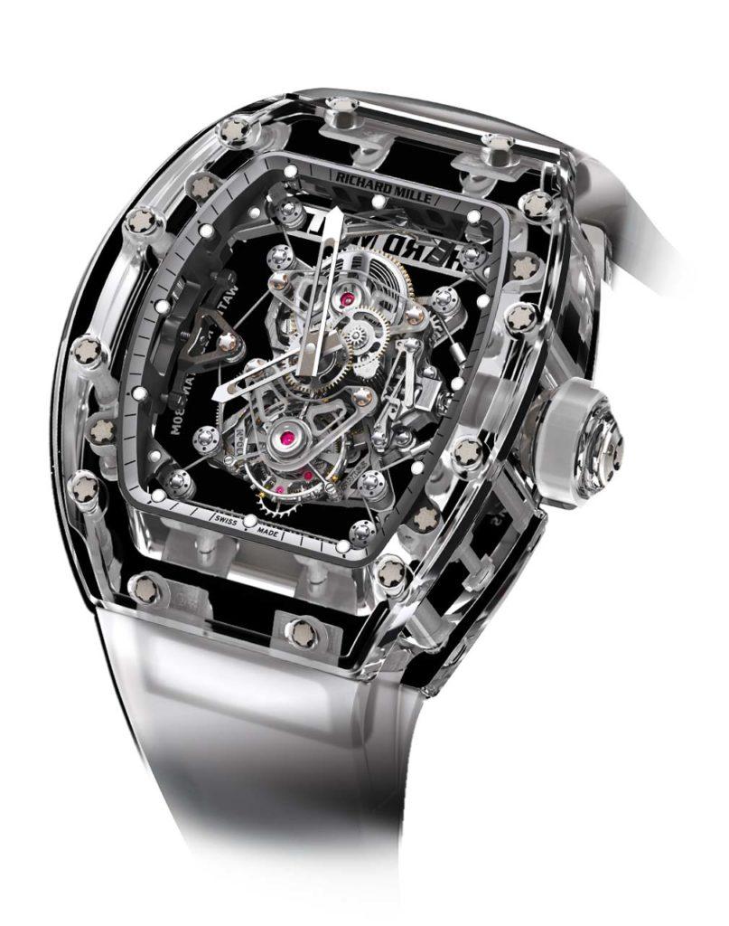 Richard Mille RM 56-01_Mercedes