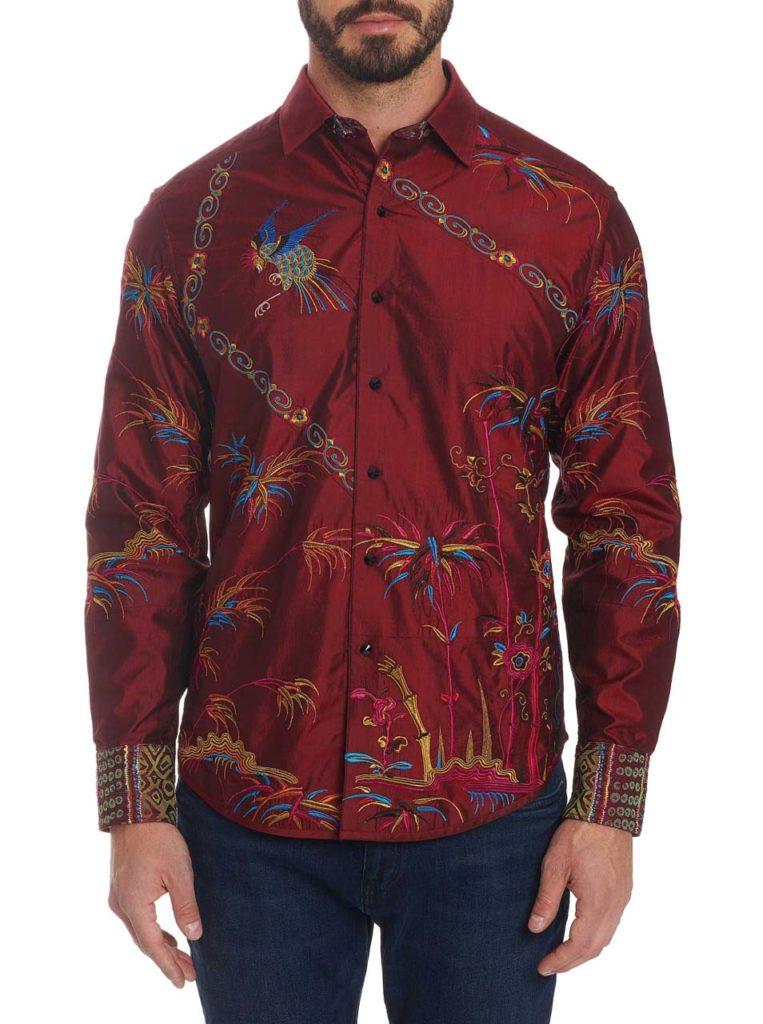 Robert Graham Samurai Shirt $498