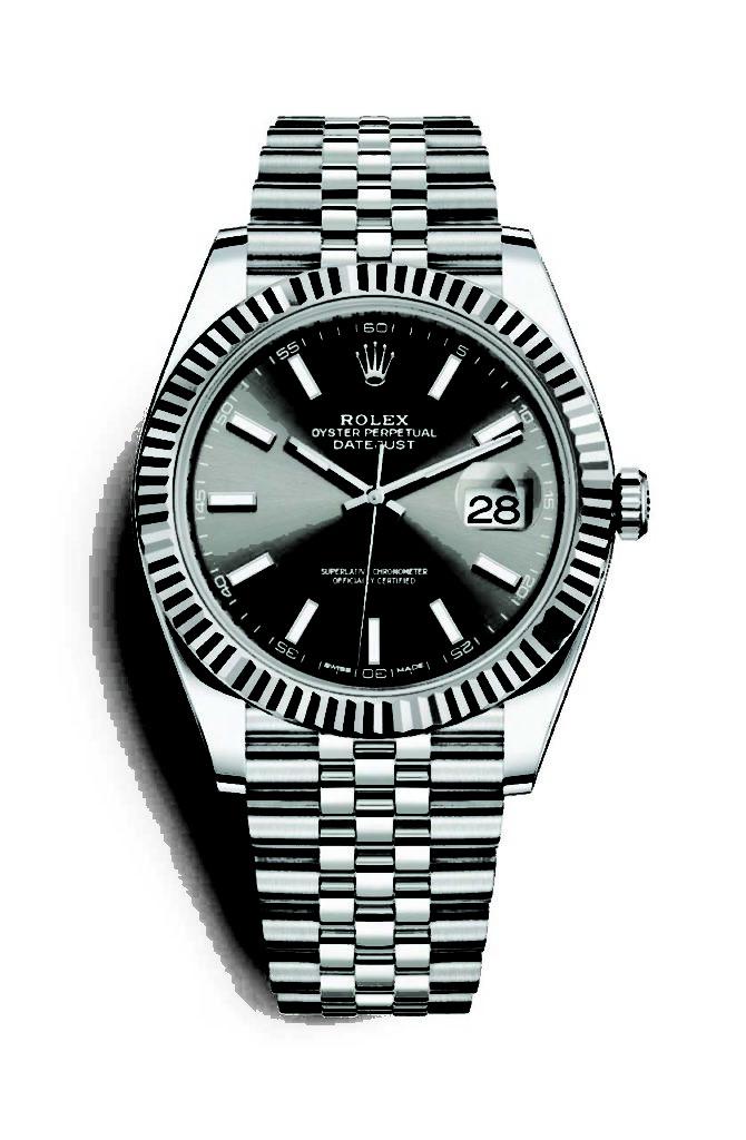 Rolex Datejust 41_Rolls